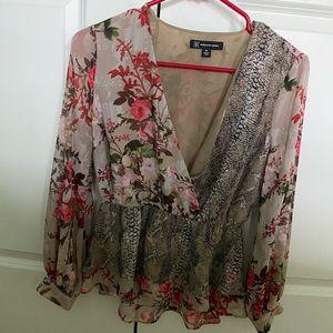beautiful INC blouse
